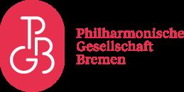Philharmonische Gesellschaft Bremen Logo